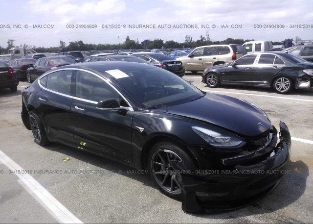 Inventory #293037306 2018 Tesla MODEL 3