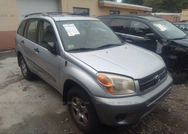 Inventory #116485423 2004 Toyota RAV4