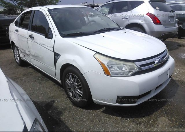 Inventory #131512862 2008 FORD FOCUS