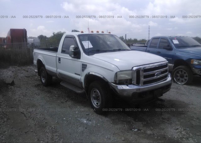 Inventory #328705224 2000 FORD F350