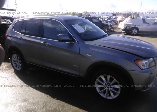 Inventory #397638928 2013 BMW X3