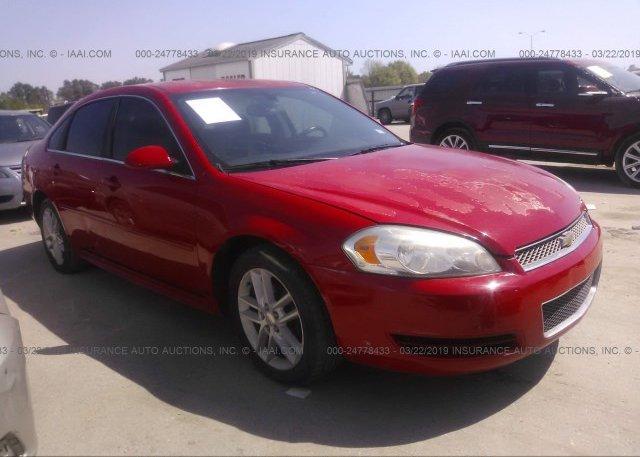 Inventory #194983823 2013 Chevrolet IMPALA
