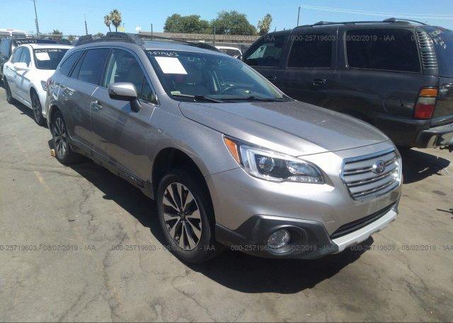 Inventory #379696859 2017 Subaru OUTBACK