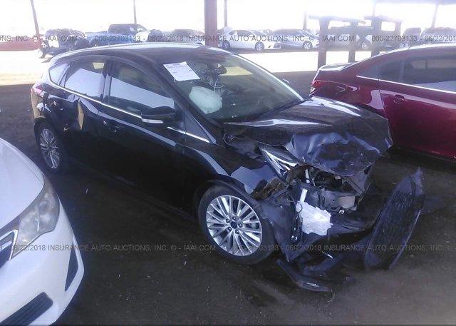 1fadp3n26gl340437 Salvage Black Ford Focus At Phoenix Az On Online
