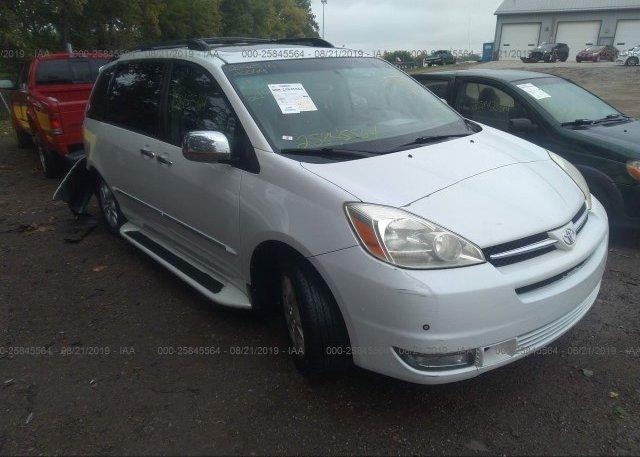 Inventory #396769230 2004 Toyota SIENNA