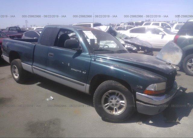 Inventory #102474569 1997 Dodge DAKOTA