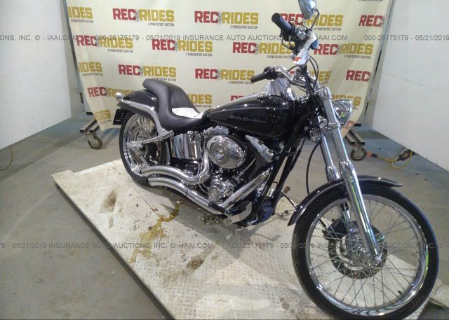 Inventory #115496438 2007 Harley-davidson FXSTD