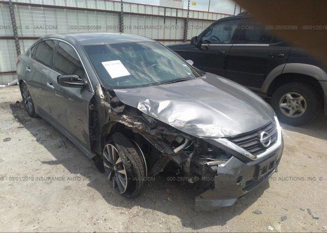 Inventory #553361058 2016 Nissan ALTIMA