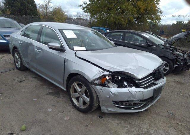 Inventory #571340276 2012 Volkswagen PASSAT