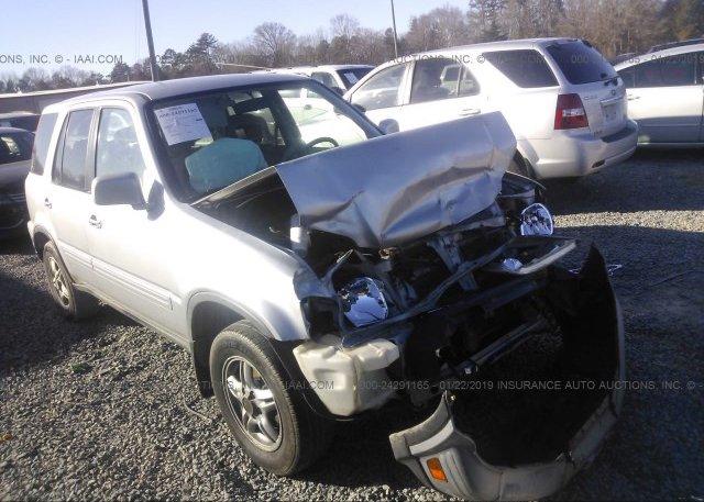 Inventory #775214267 2001 Honda CR-V