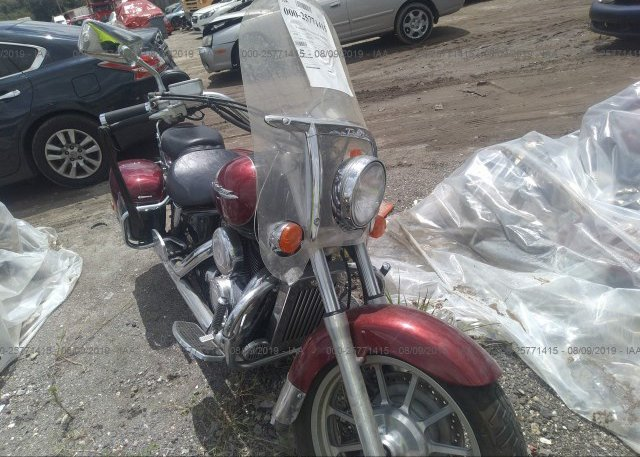 Inventory #349696137 1998 Honda VT1100