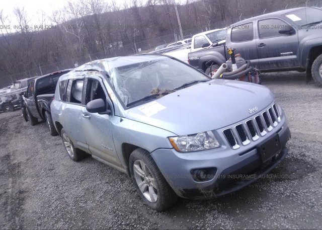 Inventory #180354385 2013 JEEP COMPASS