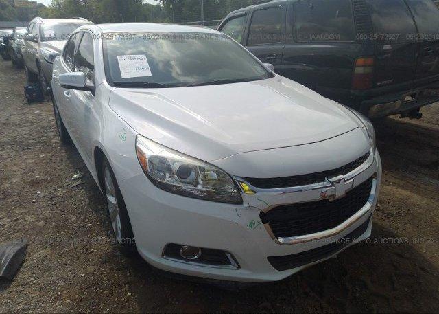 Inventory #851395612 2015 Chevrolet MALIBU