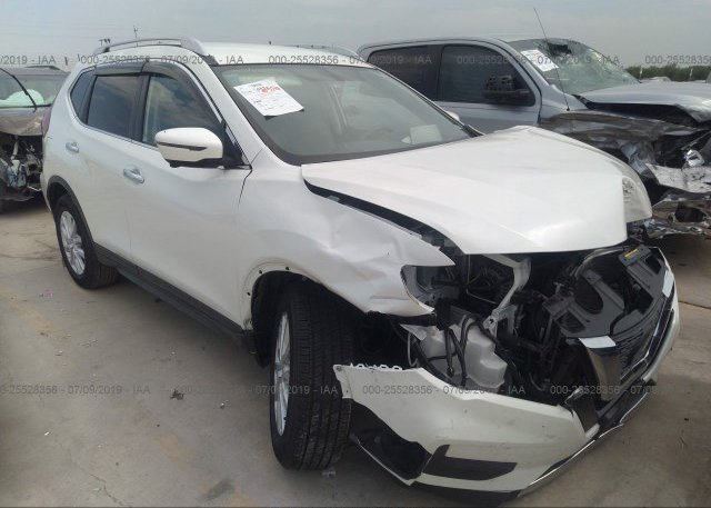 Inventory #864017522 2018 NISSAN ROGUE