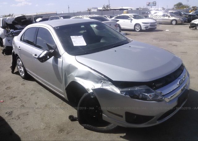 Inventory #508670534 2010 FORD FUSION