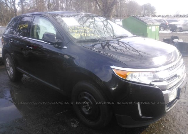 Inventory #672398346 2013 FORD EDGE