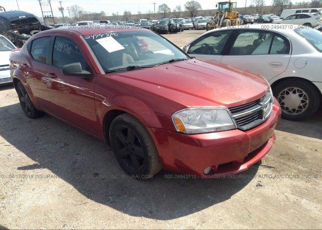 Inventory #632612903 2008 Dodge AVENGER