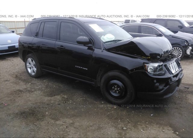 Inventory #744829314 2017 JEEP COMPASS