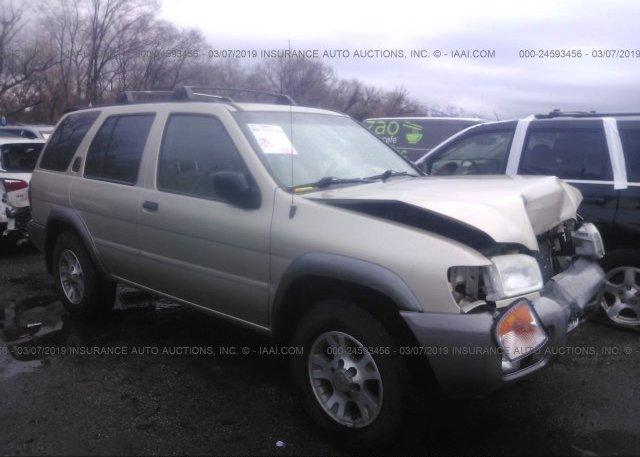 Inventory #887588435 2001 Nissan PATHFINDER