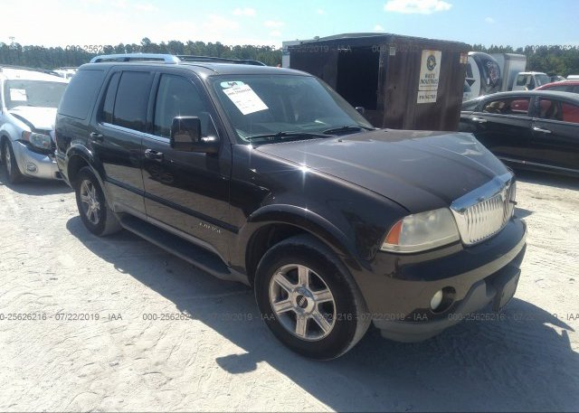 Inventory #260190153 2005 Lincoln AVIATOR
