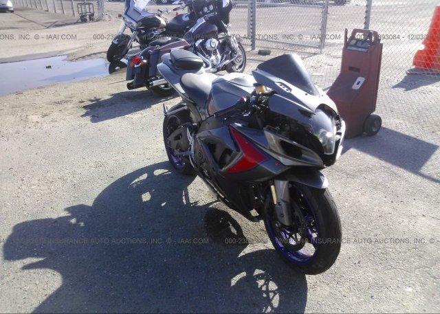 Inventory #114498675 2007 Suzuki GSX-R750