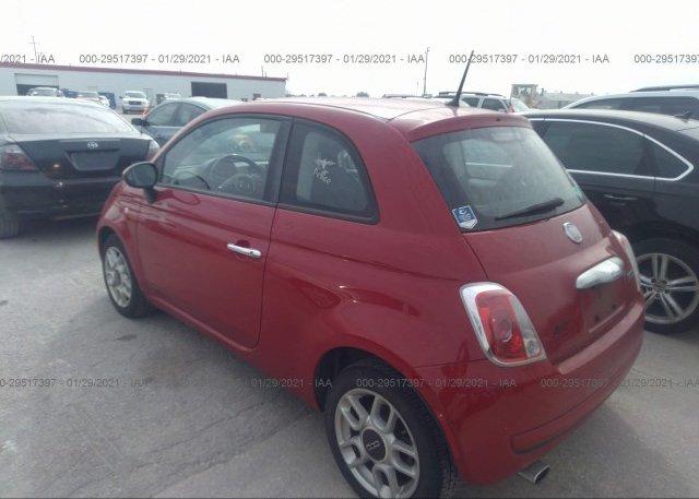 купить 2013 FIAT 500 3C3CFFAR1DT511659