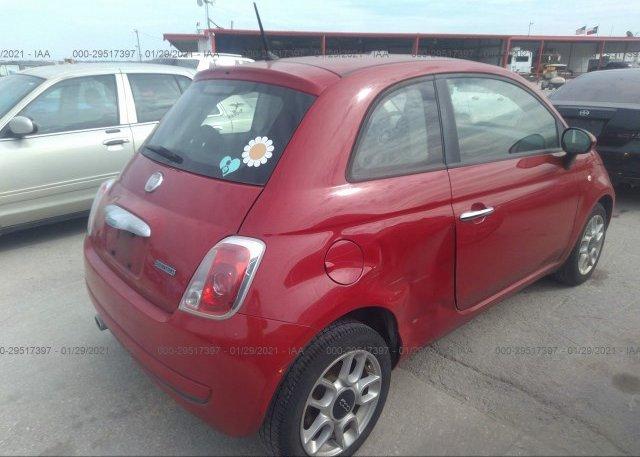 цена в сша 2013 FIAT 500 3C3CFFAR1DT511659