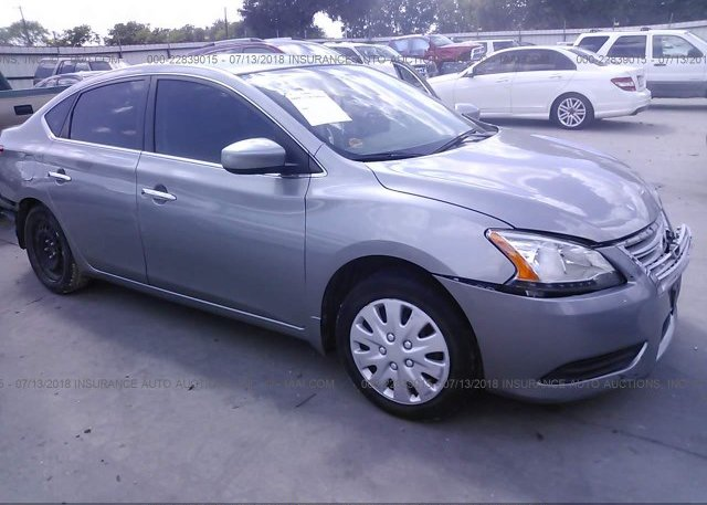 Inventory #850888072 2014 Nissan SENTRA