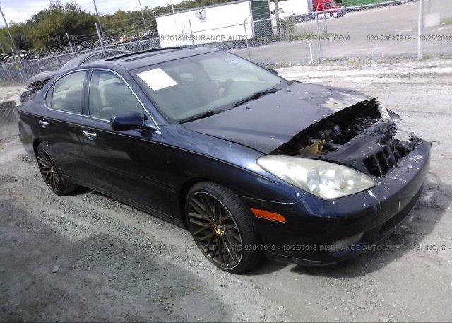 Inventory #831544543 2002 Lexus ES
