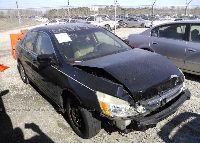 Inventory #426959823 2007 Honda ACCORD
