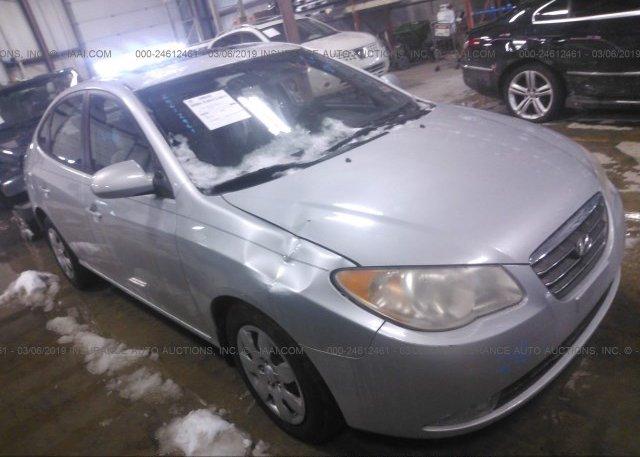 Inventory #503312467 2007 Hyundai ELANTRA