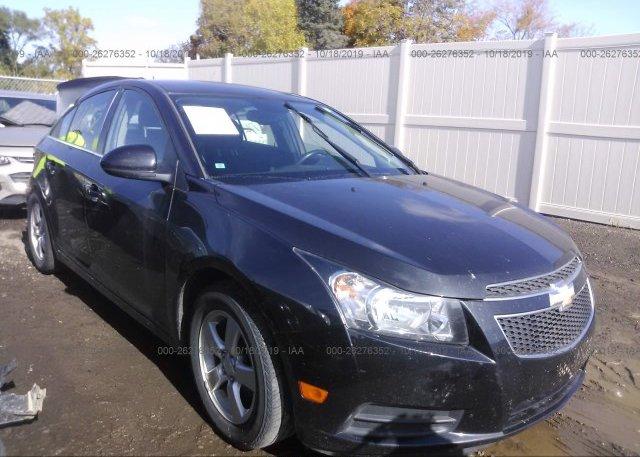 Inventory #895287192 2014 Chevrolet CRUZE