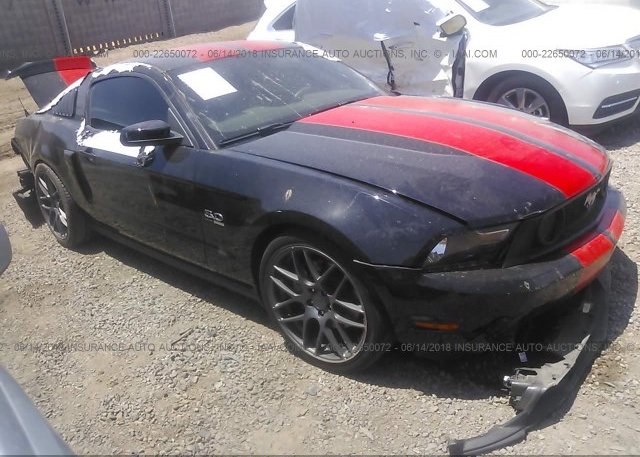 Inventory #850044747 2011 FORD MUSTANG
