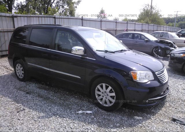 Inventory #905206576 2011 Chrysler TOWN & COUNTRY