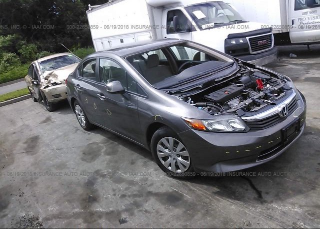 Inventory #321087244 2012 Honda CIVIC