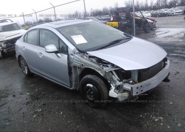 Inventory #645493709 2012 Honda CIVIC