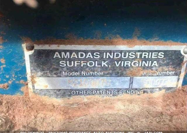 2012 AMADAS 2110 PEANUT COMBINE HEAD - 490551