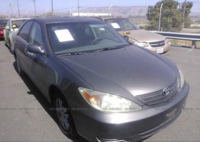 Inventory #319795671 2004 Toyota CAMRY