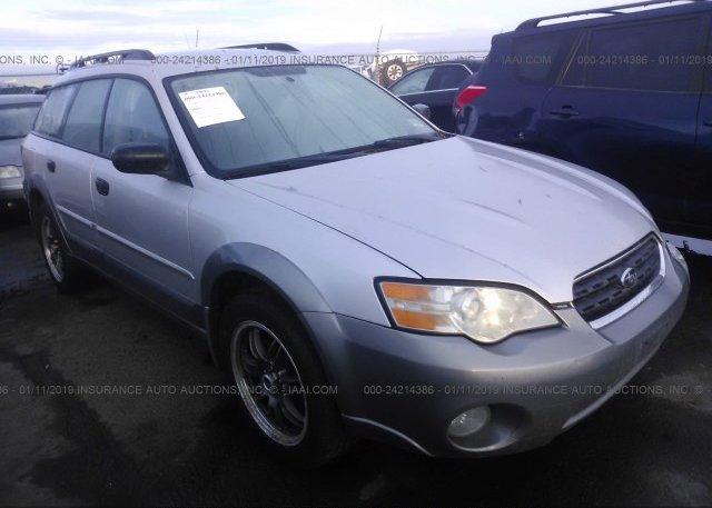 Inventory #454511247 2006 Subaru LEGACY