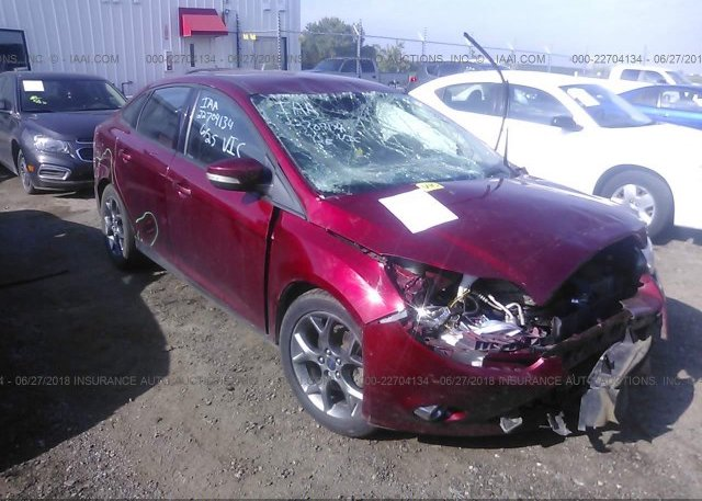 Inventory #301384062 2013 FORD FOCUS