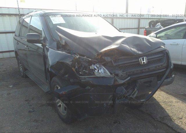 Inventory #695059445 2004 Honda PILOT