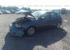 2008 Subaru IMPREZA - JF1GH61668H812502 Right View