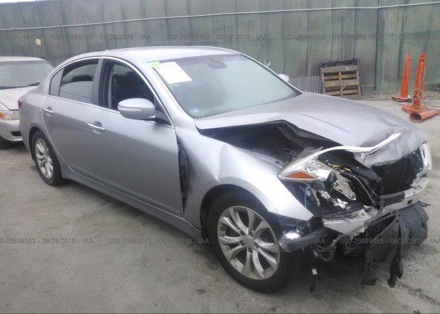 Inventory #913350296 2013 Hyundai GENESIS