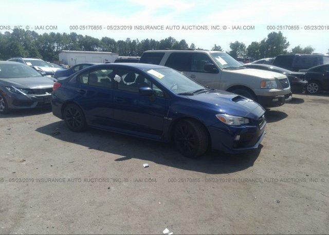 Inventory #511182493 2017 Subaru WRX