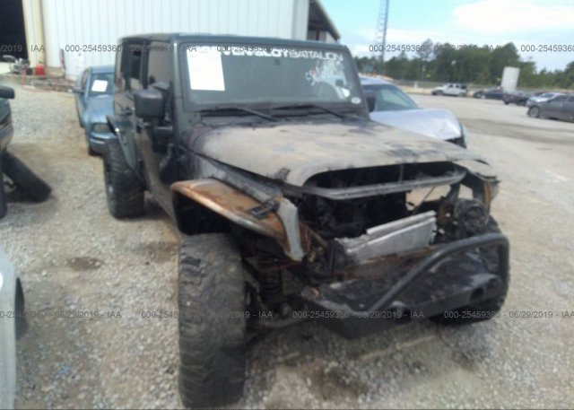 Inventory #236173786 2011 JEEP WRANGLER UNLIMITE