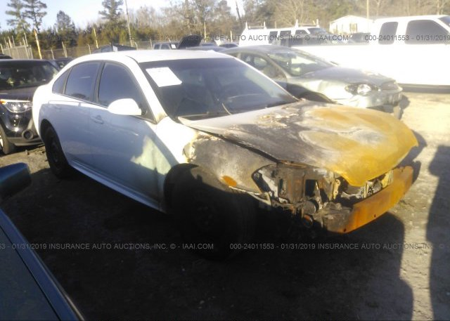 Inventory #338128845 2010 Chevrolet IMPALA