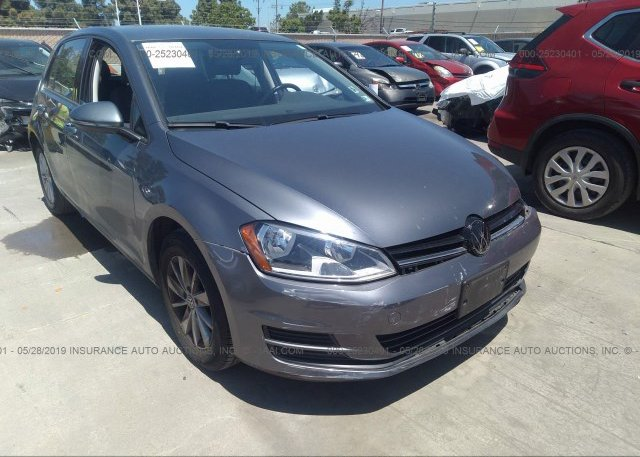 Inventory #846573521 2015 Volkswagen GOLF