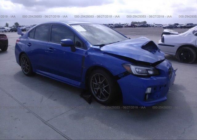 Inventory #690254154 2016 Subaru WRX