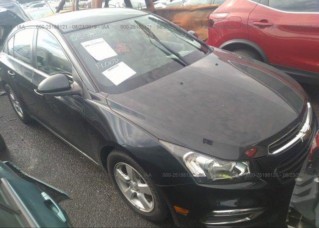 Inventory #366923480 2015 Chevrolet CRUZE