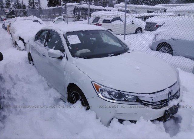 Inventory #175056445 2016 Honda ACCORD